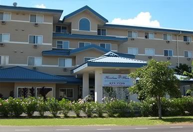 Contact Roselani Place Assisted Living Maui Hawaii